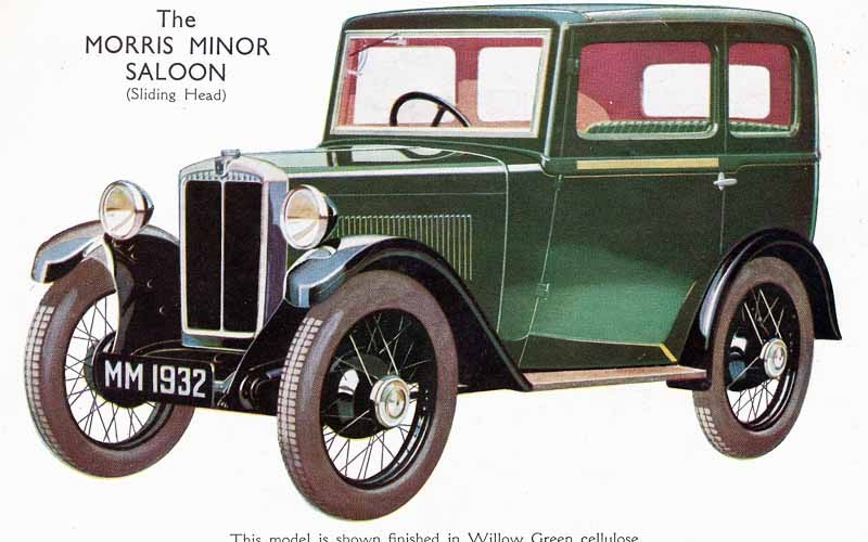 1932 Minor Saloon