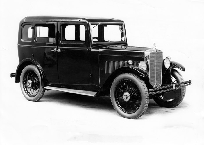 1932 Morris Family Eight Saloon