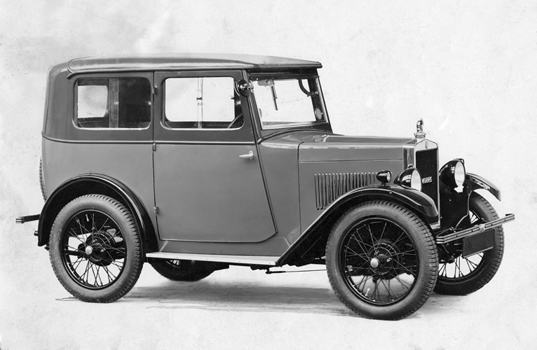 1930 Minor Coachbuilt Saloon