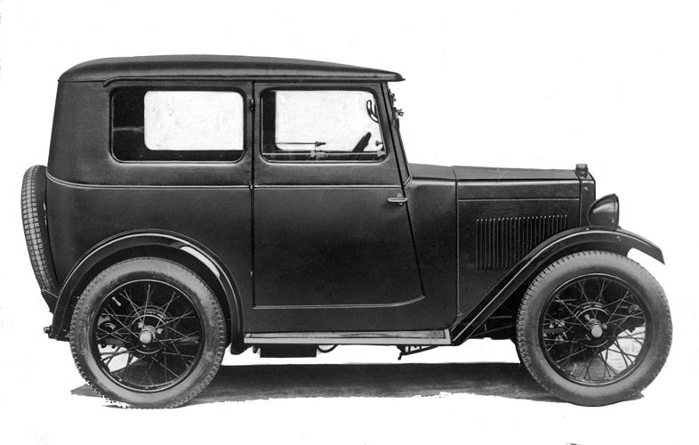 1931 S.V. Minor Fabric Saloon