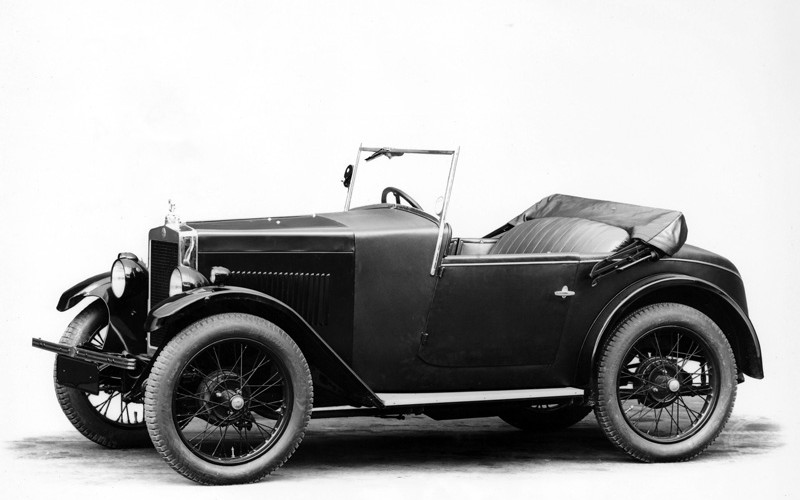 1930 Minor Semi Sports (development car)