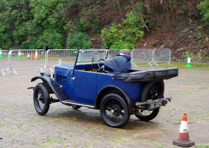 DG 325 1930 Minor Tourer 'CHG'