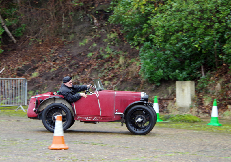 VU 7908 1930 Midget Riley Special David Rolfe
