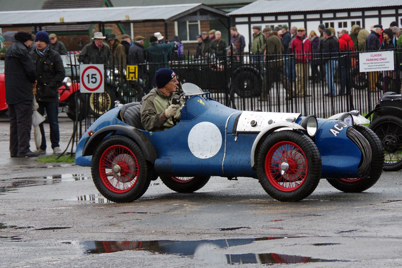 1934 Wolseley Hornet Aerees Special Paul Compton