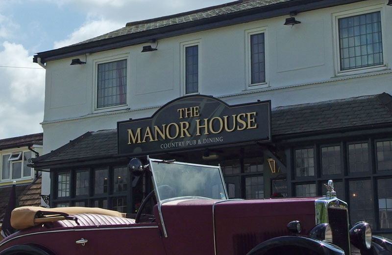 The Manor House Wortham