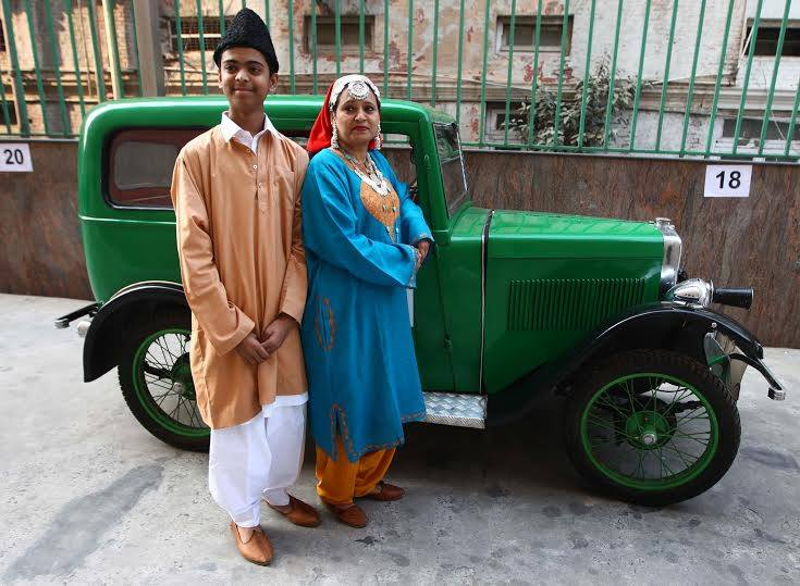 1932 Minor Two seater New Delhi Feb 2016