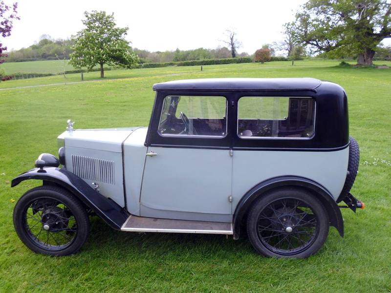 SV 8134 1931 Minor Saloon Thorn Falcon Classics