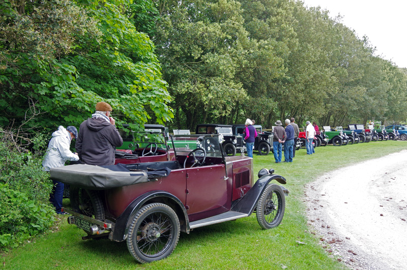 2016 Rally Abbotsbury sub tropical gardens