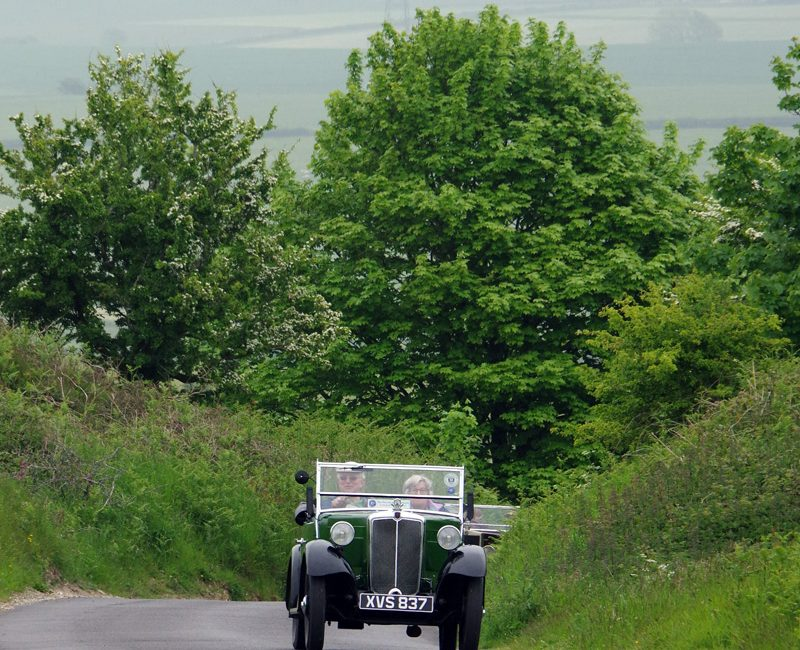 2016 Rally XVS 867 Tony & June Adlard