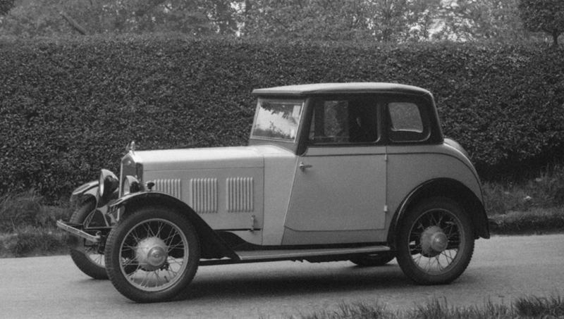 1931 Wolseley Hornet Coupe