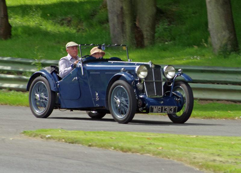 MG 1313 1931 MG F1 Magna (Gregory)