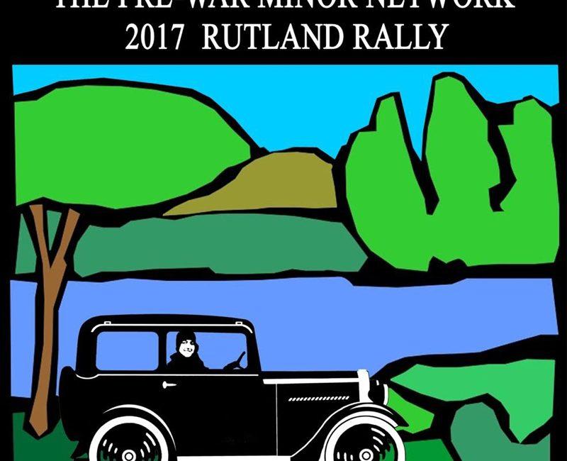 Peter Brock Art Deco rally image