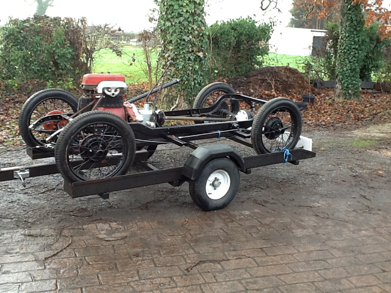 Tony Gamble chassis 1337 ws
