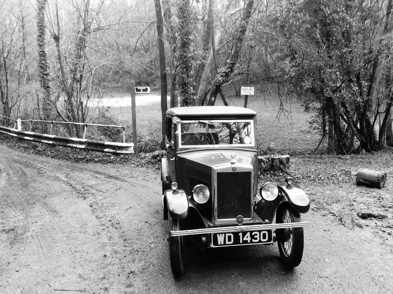 Coachbuilt in the countryside