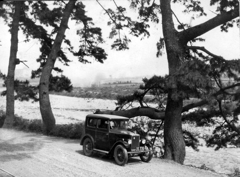 Minor in Japan Autocar photoscan 1932 ed extract ws