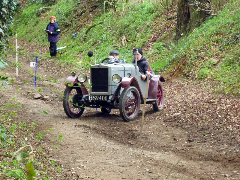 BS 9400 Semi Sports Special Herefordshire VSCC Trial March 2017 - Kent image a ws