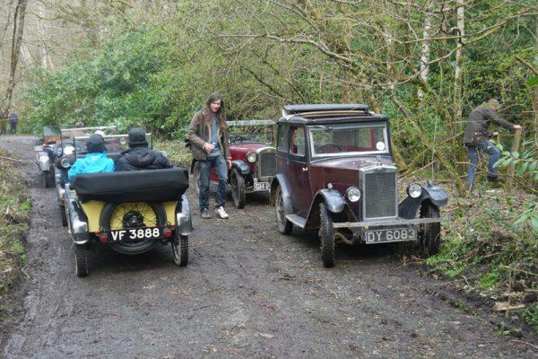 DY 6083 1930 Minor Coachbuilt Saloon Charles Gillett Light Car Welsh 2017 (Tebbett)