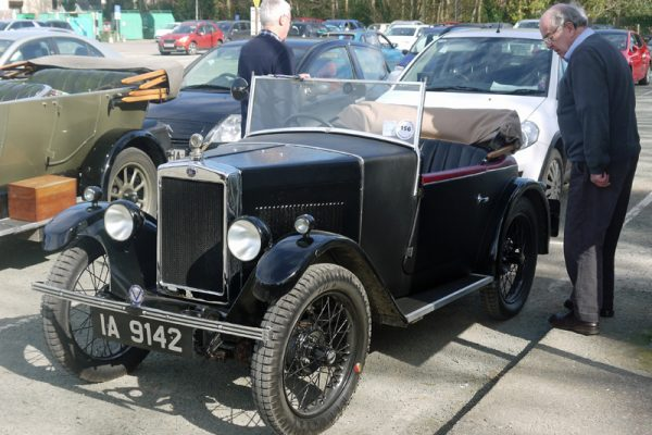 IA 9142 1930 Minor Semi-Sports Ali Bond LC&ES Welsh 2017 (Tebbett)