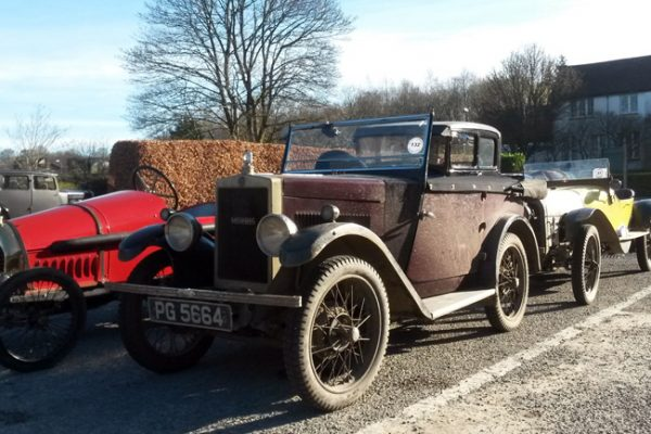 PG 5664 1930 Minor Tourer Ben Maeers LC&ES Welsh 2017 (Bond)