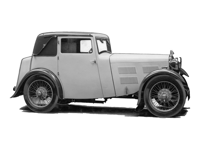 1932 Patrick Foursome coupe Wolseley Hornet Sports
