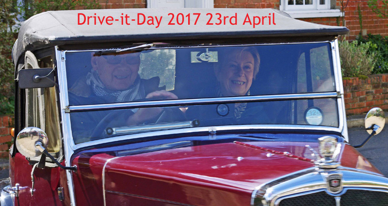 Drive It Day The Poacher Elsworth 2017 header