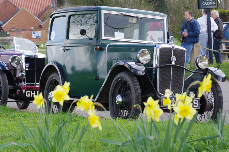 Spring pub meet Wortham 2nd April (Arthur, Eric & Andy)