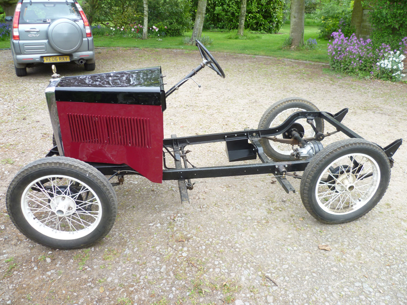 NG 850 rolling chassis ws