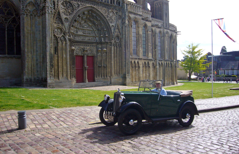 OW 4224 Bayeaux Cathedral May 2017 Nagle ws