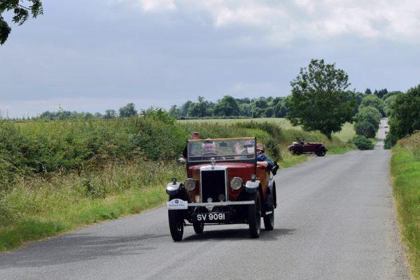 17-06-24 PWMN Rutland Rally KateMartinPic48 CastleBytham ws