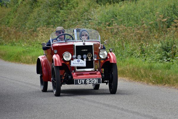 17-06-24 PWMN Rutland Rally KenMartinPic17 CastleBytham ws