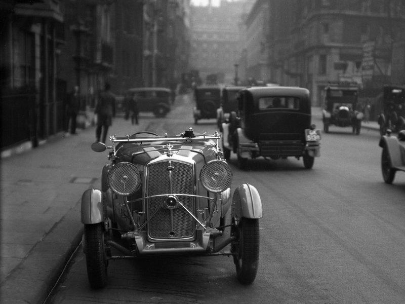 LAT Motor Sport Neg 1932 EW Wolseley Hornet special