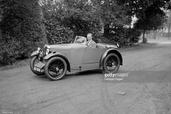 MG 1930 Robinson MG MG Midget g ws