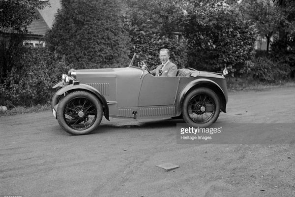 MG 1930 Robinson MG MG Midget ws