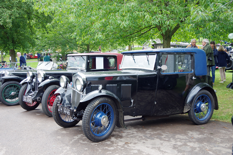 PWP 2017 1931 EW Hornet Sports Coupe Special and MG Sportmans Coupe ws