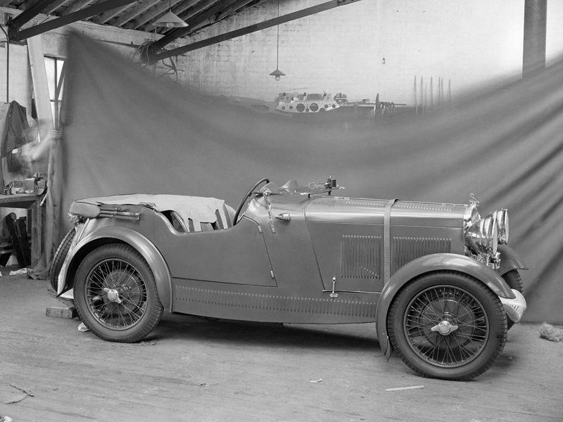 LATplate E3789 1932/33 Eustace Watkins Daytona Hornet Special