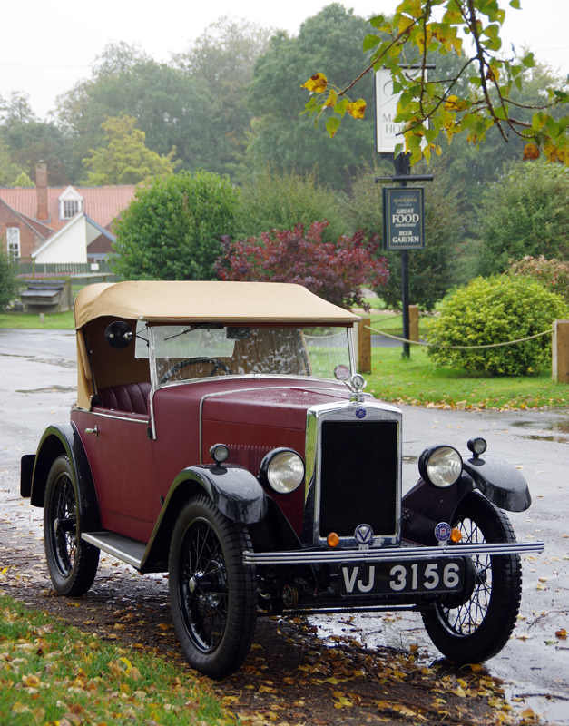 Autumn Pub Meet Oct 2017 Manor House c ws