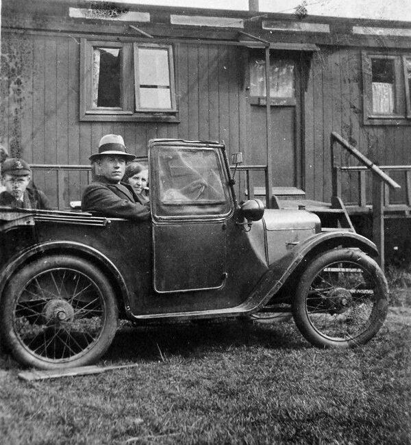 1923 Austin Seven Tourer snapshot