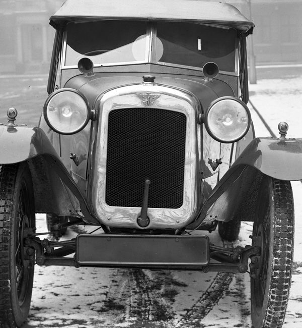 LATPlate L4314 Austin Seven Taylor special