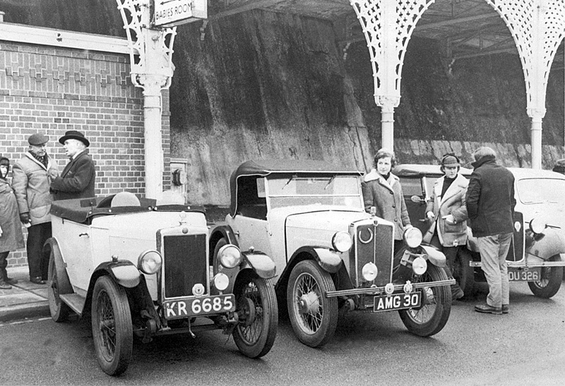 AMG 30 1933 Minor Two seater a 1966 Ken Martin AMAD
