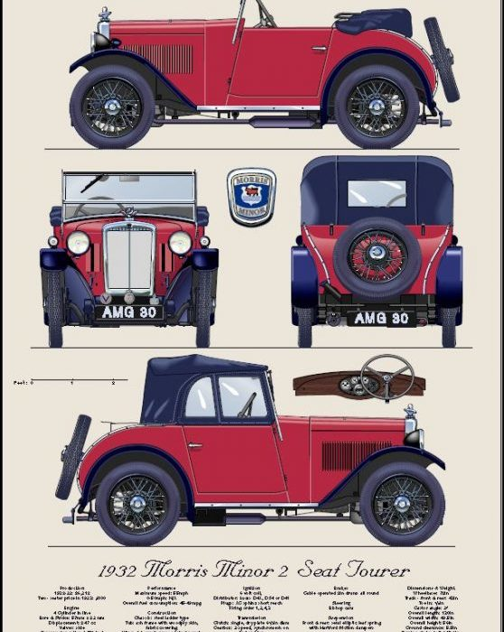 Alister 1933 Two-seater
