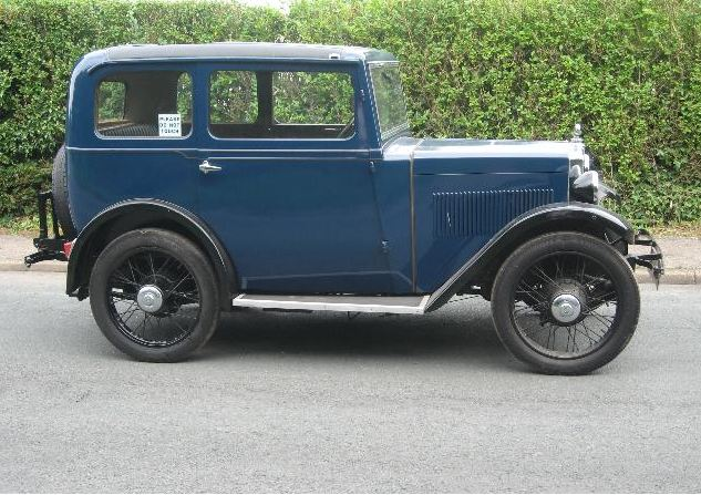 FH 7622 1932 Minor Saloon b Sept 2012