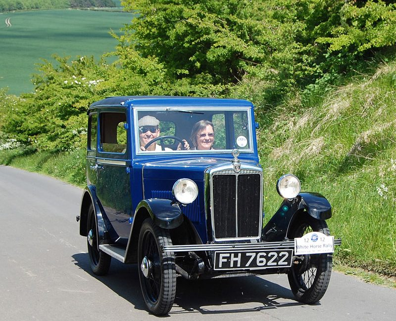 FH 7622 1933 Minor Saloon KateMartinPic 68 AMAD