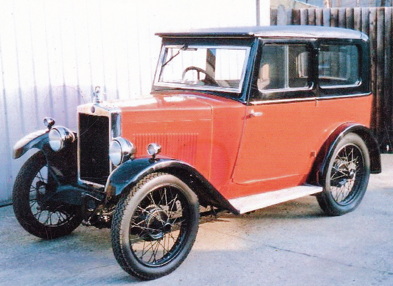 OU 6930 1930 Coahbuilt saloon as purchased 2002 AMAD