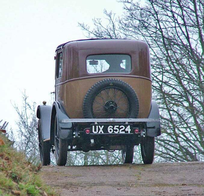 UX 6524 Paul rogers Brooklands Jan 2005 ws