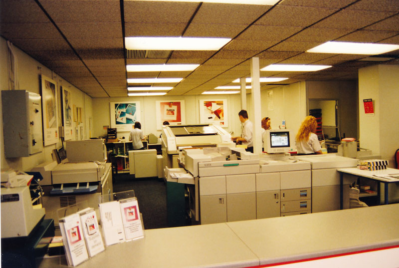 Image no. 50 XCC Fountain Street interior 1990