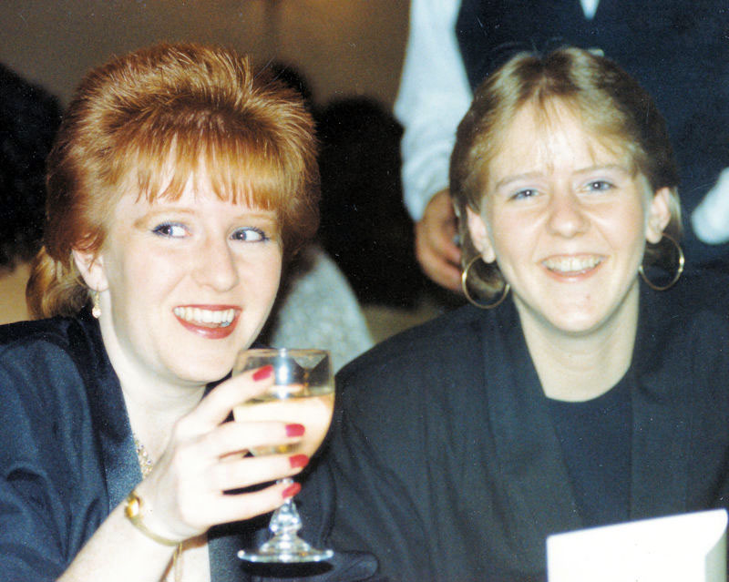 Image no. 23 Mandy Tidd & Tracey ? XCC Shepherds Bush