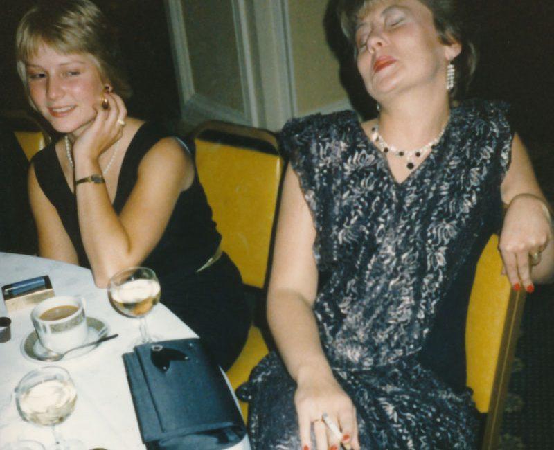 Image no 8 Jo Flowerdew & Jackie MacMillan XCC Waterloo