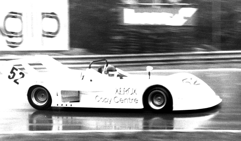 Image no. 44 XCC sponsored Lola 1987 Bob Juggins