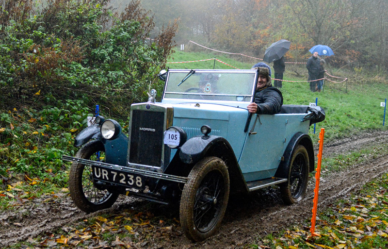 UR 7238 1930 Minor Tourer David Rolfe photo by Richard Connolly ws
