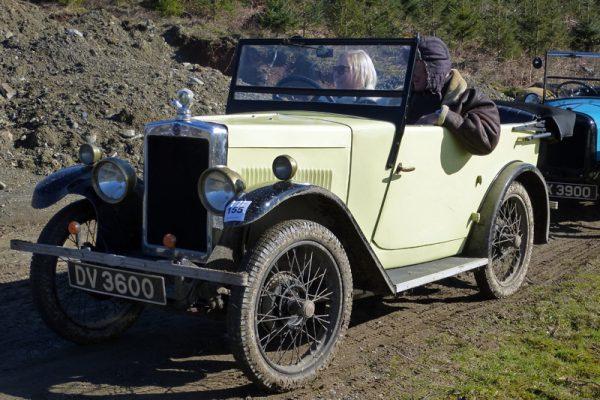 2018 Light Car Welsh DV 3600 Jo Langford-Yates Photo: olebluey